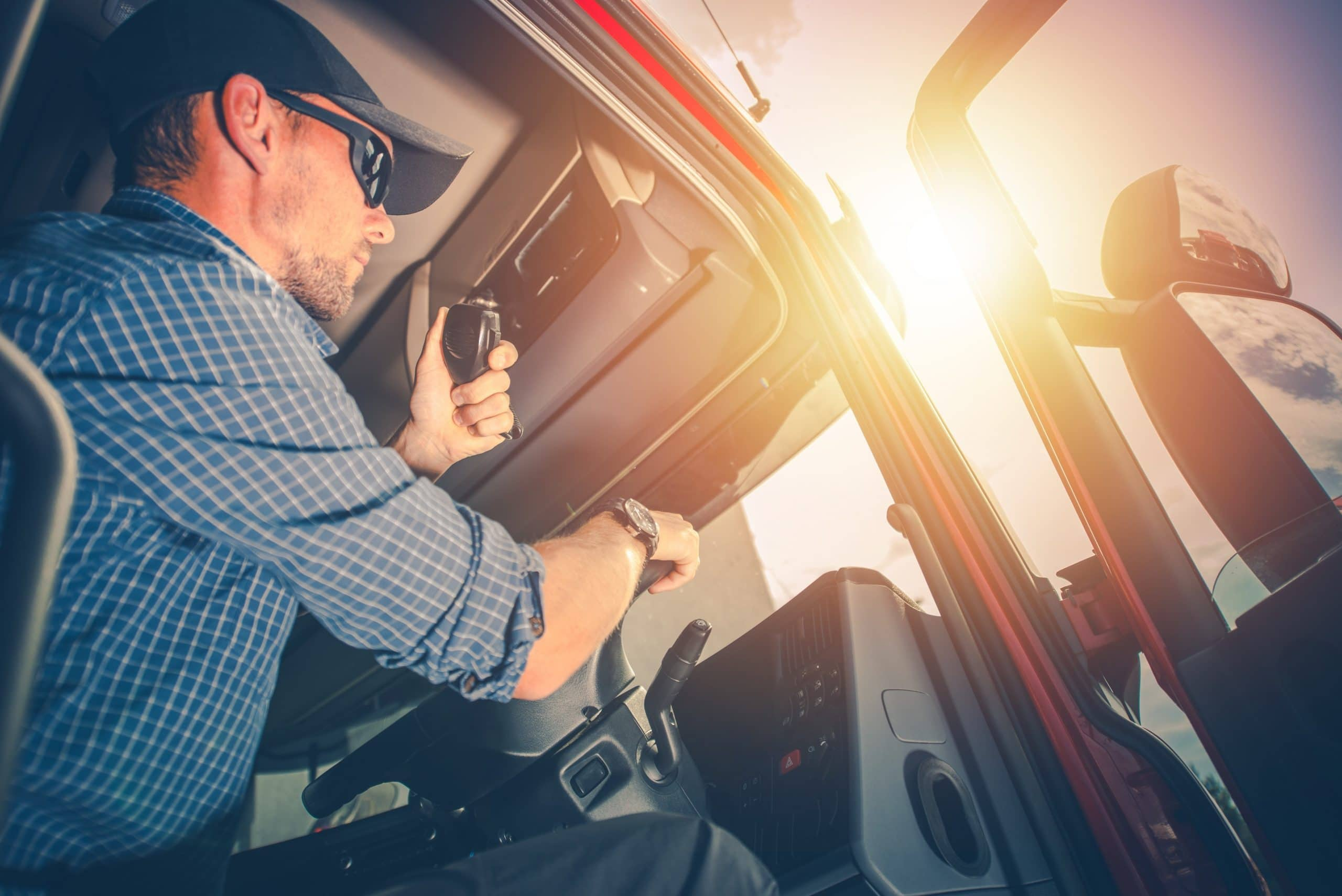 Drivers' Health Targeted as Workplace Risk
